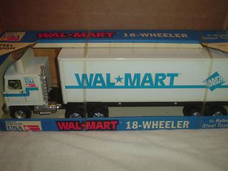 SAMS CLUB 18 WHEELER TRUCK TRACTOR TRAILER USA TOY CHRISTMAS GIFT