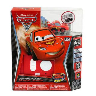lightning mcqueen radio in TV, Movie & Character Toys