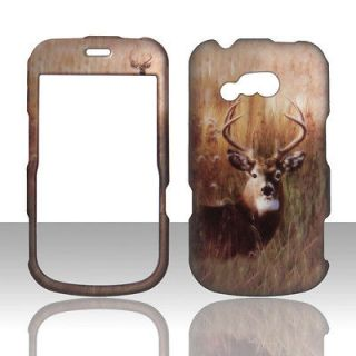 2D Buck Deer LG 900G Net10 Straight Talk TracFone Case Cover Hard Snap