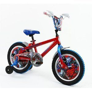 NEW Kids Transformer Transformers 16 Optimus Prime Bike Bicycle Boys
