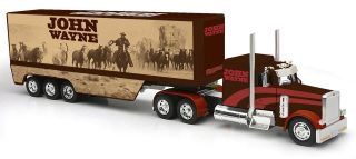 STYLE SERIES 2 DIECAST 1:32 TRUCK LONG HAULER TRAILER SEMI TOY MODEL