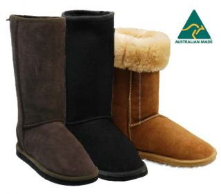 CHIC EMPIRE TALL UGG BOOTS WOMENS/LADIES SHOES/BOOTS/SL​IPPERS IN 3