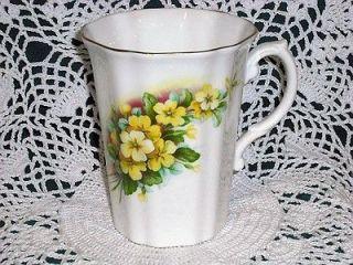 Royal Grafton Bone China Large Coffee / Tea Mug (Beaker)   Yellow