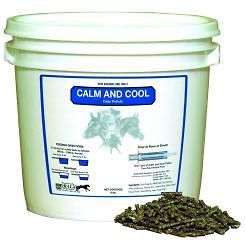 calm cool pellets natural equine tranquilizer 6 show time left