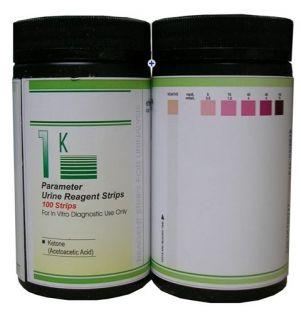 ketones diabet es urine reagent test strips 100 pack from