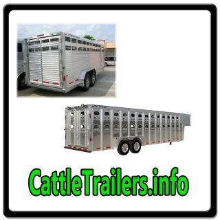 Cattle Trailers.info WEB DOMAIN FOR SALE/BIG HORSE LIVESTOCK MARKET $$