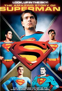 Look, Up In The Sky   The Amazing Story Of Superman (BRAND NEW DVD