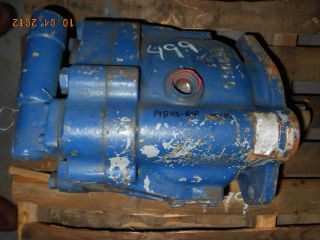 vickers vane piston hydraulic pump model pvb45 rse 6 10