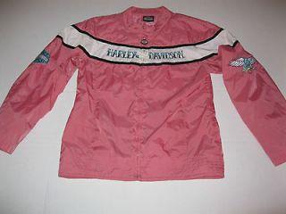 GIRLs Size 16 XL Harley Davidson Jacket Sweatshirt T shirt