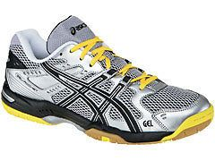 volleyball shoes asics mens gel rocket 6 new b207n 9399
