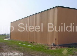 Duro BEAM Steel 65x125x20 Metal Building Factory DiRECT Incl. Doors