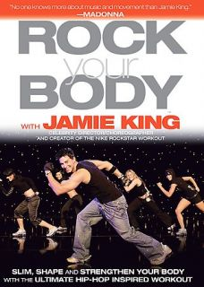Rock Your Body DVD, 2007, Wal Mart US Exclusive