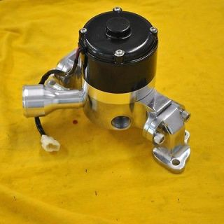 Ford Electric Water Pump 429 460 High Volume Flow Polished Aluminum