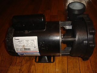 Newly listed Hot Tub Spa Pump & Motor   3 HP    Exexutive 56  Rebuilt