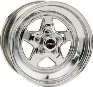 Newly listed Weld Racing Wheel Prostar Aluminum Polished 15x5 5x4.75
