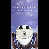 Forecast Tomorrow CD DVD by Weather Report CD, Sep 2006, 4 Discs