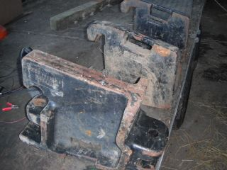 case tractor front weights time left $ 431 84 buy it now
