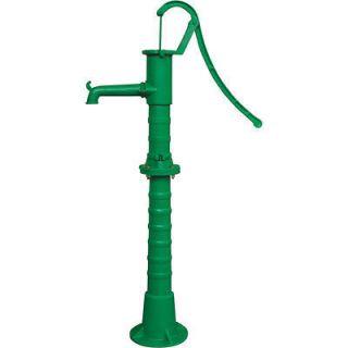 well water pump hand pump cast iron 4 5 ft