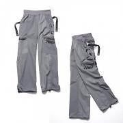 NEW Zumba Wonder Cargo Pants Steel Gray XXL