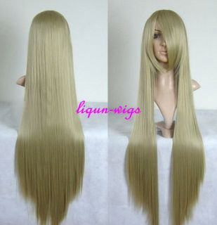 NEW & High quality  24 COLORS extra long straight Cosplay womens full