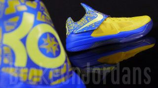 Zoom KD IV SCORING TITLE sz 9 yotd DS Durant 4 Nerf Weatherman Olympic