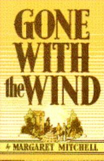 Gone with the Wind by Margaret Mitchell 1936, Hardcover