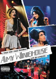 Amy Winehouse   I Told You I Was Trouble Amy Winehouse Live From