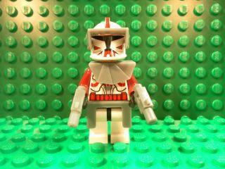 LEGO® Star Wars™ Commander Fox   Clone Wars *NEW* w/ Gray ARC Gear