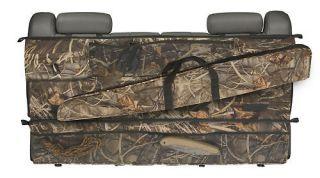 deluxe truck suv seat back gun rack max4 advantage camo