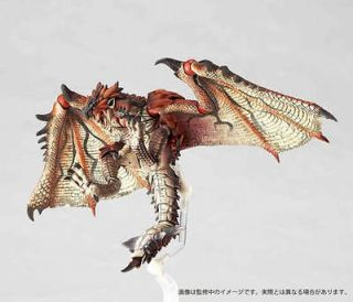Kaiyodo Revoltech Yamaguchi #121 Monster Hunter Rathalos