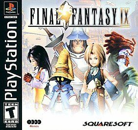 Final Fantasy IX (Sony PlayStation 1, 2000) ***DISCS ONLY***