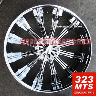 24 inch rims wheels bentchi b15 chr rims time left