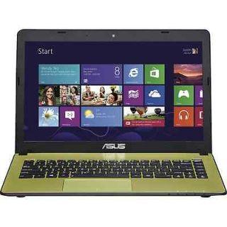 New ASUS X401A BHPDN39 14 Intel Pentium B980 Laptop 4GB 320GB Lime