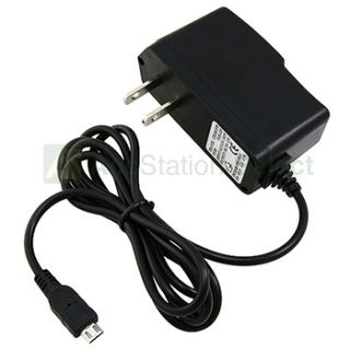 Car AC Charger USB Cable for Samsung Epic 4G Fascinate Galaxy S2 II