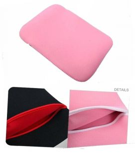 10 Pink Laptop Sleeve Case Bag for 10 1 Samsung Galaxy Tab Tablet PC