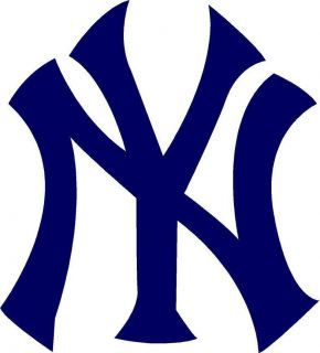 New York Yankees Cornhole Sticker Decals 12 #1