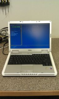 Dell XPS M140 Laptop Intel Centrino 1 7GHz 1GB DDR2 14 Screen