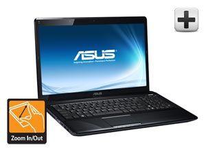 Laptop Notebook with Super Fast Intel Core i3 370M 15 6 Inch