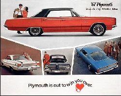 1967 Dodge Coronet 440 500 Dart Parts Catalog 67