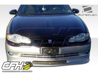 Chevrolet Monte Carlo Racer Front Lip Spoiler   1 Pc 00 05 New Part A+