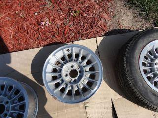 Ford Mustang GT 1987 1993 Turbine Wheels 3 Rims