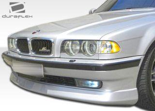 1995 2001 BMW 7 Series E38 Duraflex AC s Front Lip Spoiler Body Kit