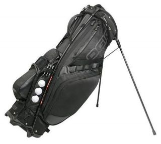 New 2011 Ogio Edge Hybrid Stand Golf Bag Woode Top
