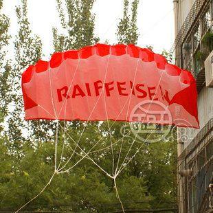 new 1 3 m 2Line Stunt Parafoil POWER Sport Kite raiffeisen umbrella