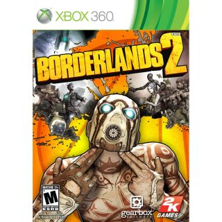Brand New Borderlands 2 Shooter Game for Xbox 360 Factory SEALED