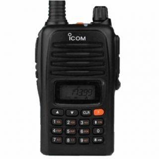 ICOM IC V89 2  Way Radio VHF Hand Held Walkie Talikie 136 174mhz 110V