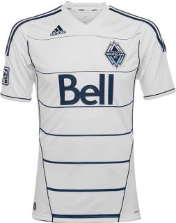 Vancouver Whitecaps Youth Adidas Soccer Replica Home Jersey