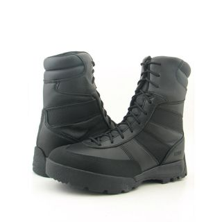 11 Tactical HRT Urban Mens Size 11.5 Black Leather Work Boots