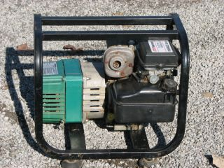 COLEMAN POWERMATE GENERATOR 2250 WATT 5HP BRIGGS ENGINE