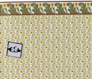 wall paper, wp) +(arts & crafts, bradbury, craftsman, morris, voysey